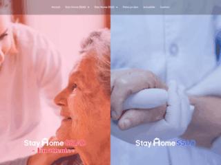 Stay Home: pour des soins infirmiers de qualité à domicile