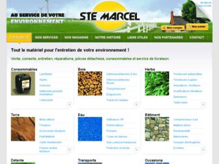 Détails : Ste Marcel : outils pour le jardin