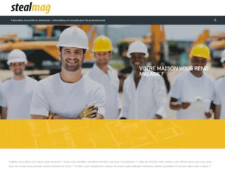 stealmag.com, tout sur l'aluminium