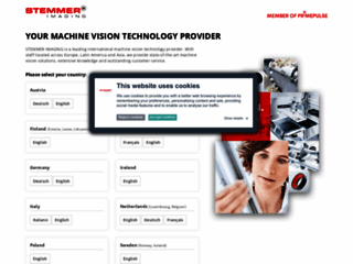 Stemmer Imaging, fournisseur de technologies en vision industrielle