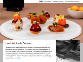 Stéphane Décotterd, une histoire de cuisine