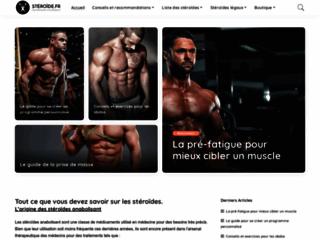 l'information sur les produits musculation