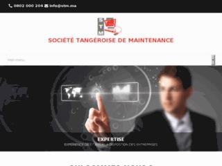 Détails : La Société Tangéroise de Maintenance (STM )