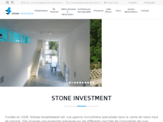 Stone Investment : Immobilier de luxe et de prestige à l'Ile Maurice