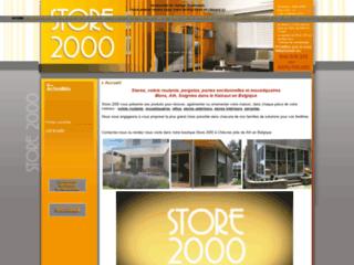 Détails : Store 2000 Mons