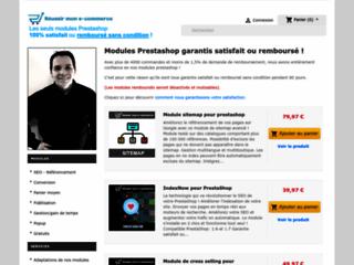 Store Op'art : Modules gratuits ou payants pour votre boutique en ligne Prestashop