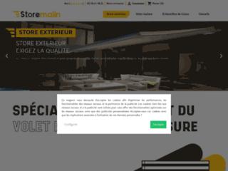 StoreMalin - spécialiste des stores et volets roulants