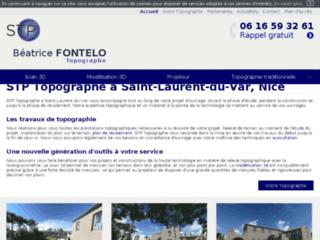STP Topographe à Saint-Laurent-du-Var