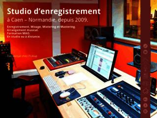 Détails : tudio d'enregistrement à Caen