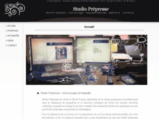 Détails : Graphiste freelance spécialiste en prépresse
