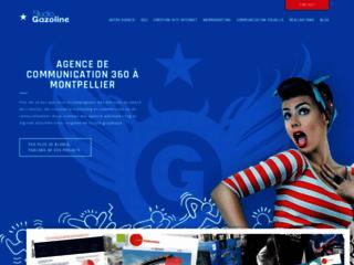 Détails : Agence web Studio Gazoline