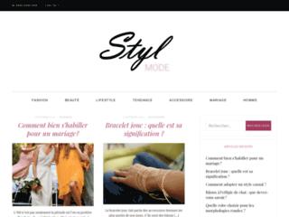 Détails : Vêtements sénior pour les hommes
