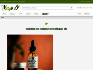 Détails : Acheter des cosmétiques bio