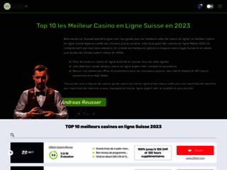 Suisse Casino en Ligne