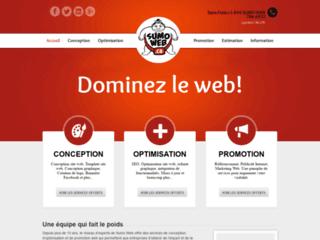 Sumo web, référencement et seo à la hauteur des exigences