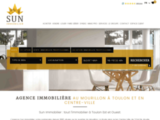 Détails : Sun Immobilier, les pros de l'immobilier à Toulon