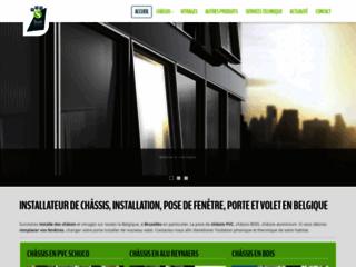 Le choix et l'installation de châssis de portes ou de fenêtres par des professionnels