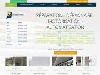 Détails : Réparation fenêtre et volet à Bruxelles | Dépannage et installation fenêtre, vitrage cassé, porte