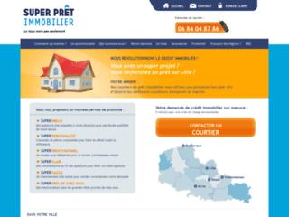 Détails : Super Prêt Immobilier, courtiers à Lille et Nord Pas-de-Calais