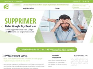 Détails : Supprimer-fiche.com, des conseils pour la suppression de Fiche Google My Busines