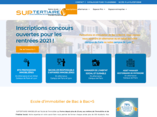 Ecole immobilière Paris
