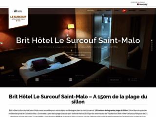 Détails : Le Surcouf hôtel à Saint-Malo