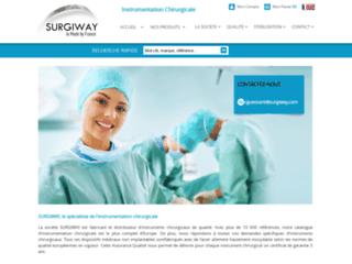 Détails : vente instrumentation chirurgicale