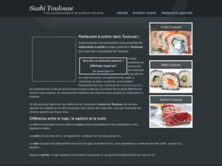 Détails : Sushi Toulouse