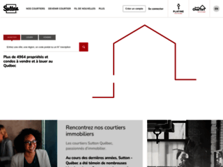 Détails : Sutton Québec - Maisons à vendre
