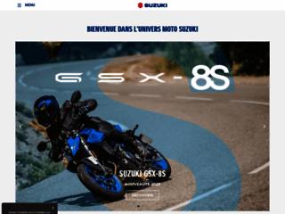 Suzuki-moto.com