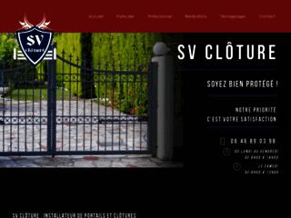 Détails : Entreprise de Clôtures et Palissades - Valenciennes (59)