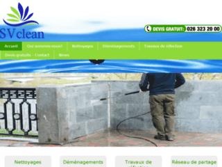 Détails : SVClean, conciergerie, hygiène et déménagements
