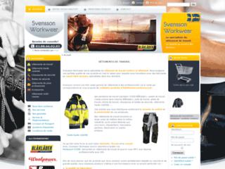 Vêtements de travail - Svensson-Workwear