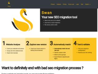 Swan, réussir la migration SEO de votre site