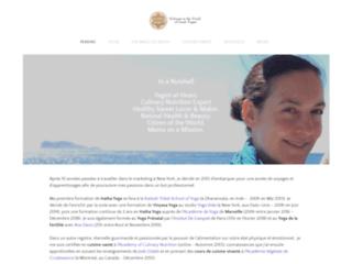 Cours d'hatha yoga, de yoga prénatal et yoga fertilité à Marseille