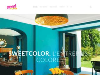 Sweetcolor, entreprise de rénovation intérieure et travaux peinture