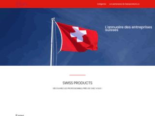 Swissproducts.co, l'annuaire des entreprises suisses