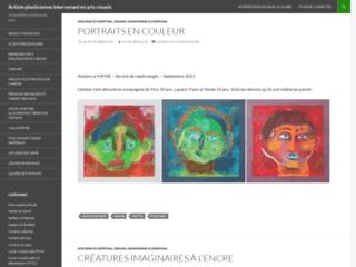Détails : Artiste plasticienne intervenant en arts visuels