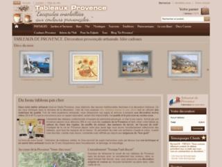 Atelier Artus - Tableaux Provence
