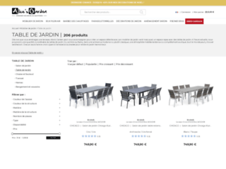 Tables-Factory