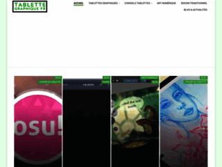 Tablette Graphique FR