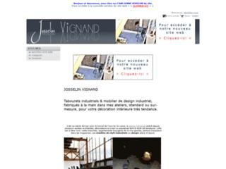 Détails : Tabouret industriel, Fabrication réparation mobiler style industriel