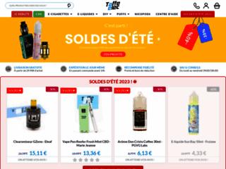 Détails : La cigarette électronique de qualité sur Taffe-elec.com