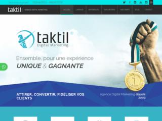 Détails : Site internet Marrakech