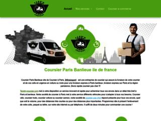 Tandm-coursier : votre entreprise de livraison à Paris
