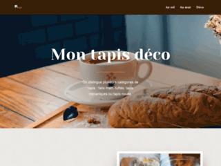 Détails : Tapis-deco - la référence du tapis de decoration