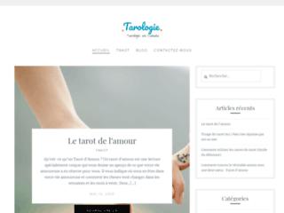 Site d'informations sur la voyance par tarologie