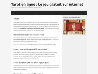 Détails : Jeu de tarot en ligne