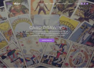 Tarot Quest, le développement personnel à travers les cartes
