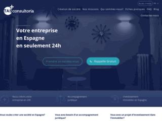 Détails : TAS Consultoria, cabinet de conseil en création d'entreprise en Espagne
